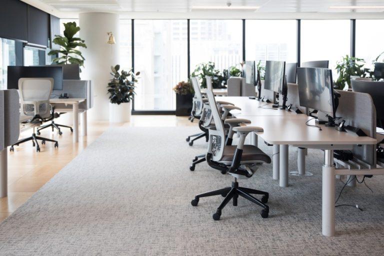 pejotização - escritório vazio